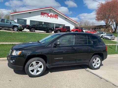 2011 Jeep Compass for sale at Efkamp Auto Sales LLC in Des Moines IA