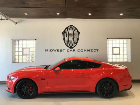2016 Ford Mustang for sale at Midwest Car Connect in Villa Park IL
