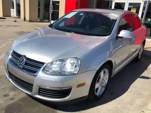 2008 Volkswagen Jetta for sale at Thumbs Up Motors in Warner Robins GA