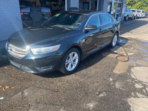 2014 Ford Taurus for sale at Lee's Auto Sales in Garden City MI