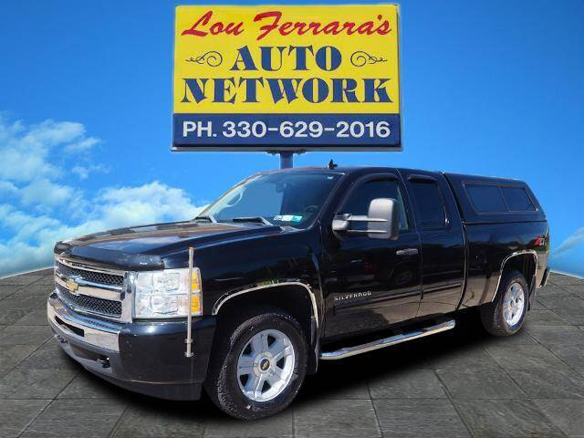 2010 Chevrolet Silverado 1500 for sale at Lou Ferraras Auto Network in Youngstown OH