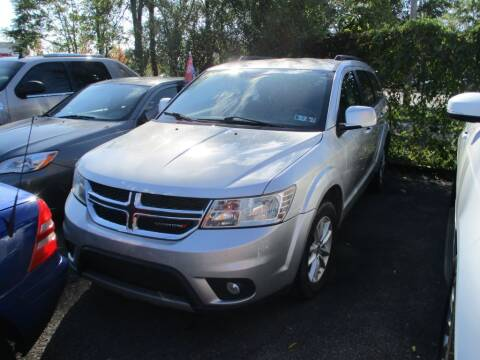 2014 Dodge Journey for sale at City Wide Auto Mart in Cleveland OH