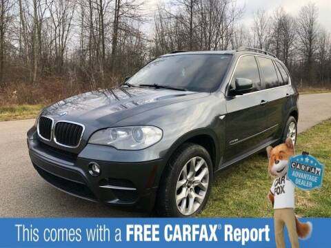 2013 BMW X5 for sale at Precision Automotive Group in Youngstown OH