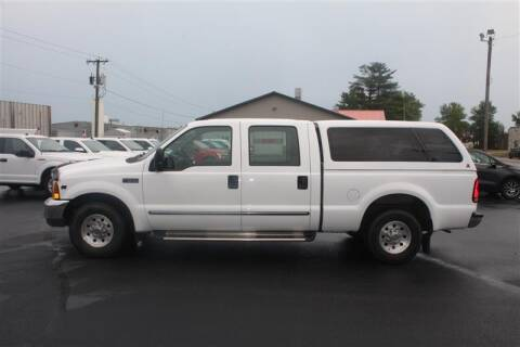 2000 Ford F-350 Super Duty for sale at SCHMITZ MOTOR CO INC in Perham MN