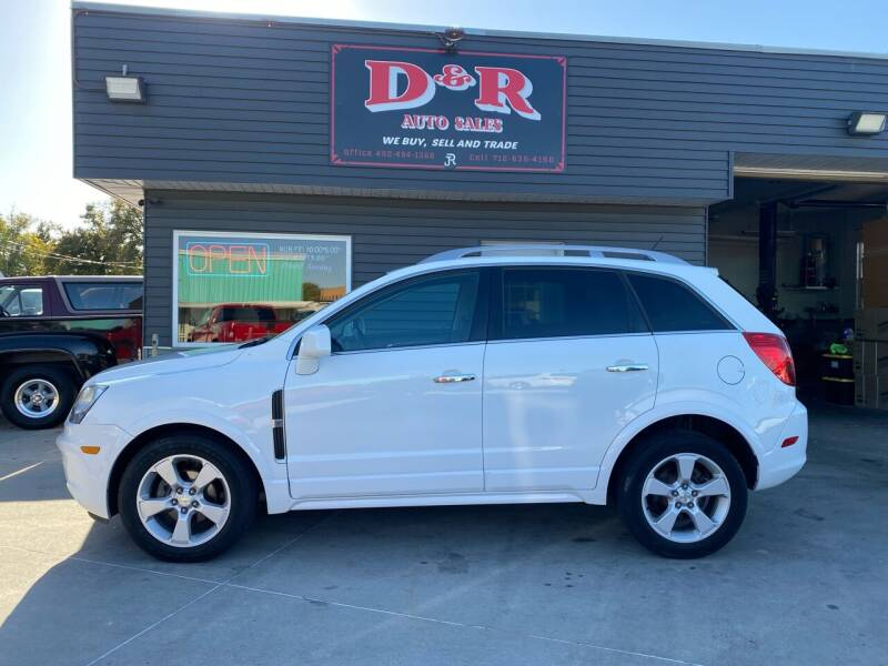 2014 Chevrolet Captiva Sport for sale at D & R Auto Sales in South Sioux City NE
