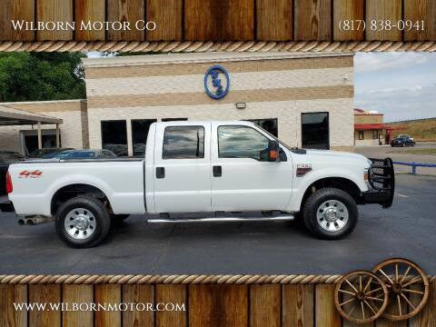 2009 Ford F-250 Super Duty for sale at Wilborn Motor Co in Fort Worth TX