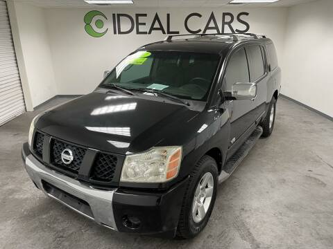 2007 Nissan Armada for sale at Ideal Cars Apache Junction in Apache Junction AZ