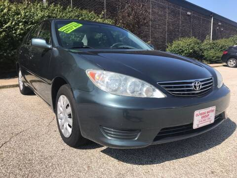 2006 Toyota Camry for sale at Classic Motor Group in Cleveland OH