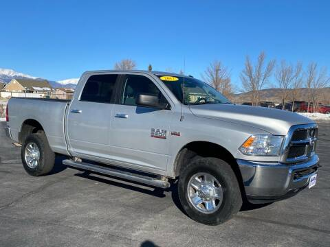 2017 RAM Ram Pickup 2500 for sale at Salida Auto Sales in Salida CO