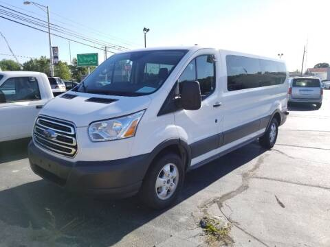 2018 Ford Transit Passenger for sale at Larry Schaaf Auto Sales in Saint Marys OH