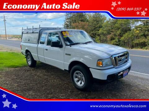 2009 Ford Ranger for sale at Economy Auto Sale in Modesto CA