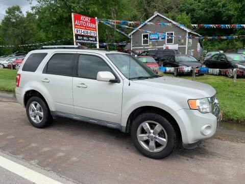 2009 Ford Escape for sale at Korz Auto Farm in Kansas City KS