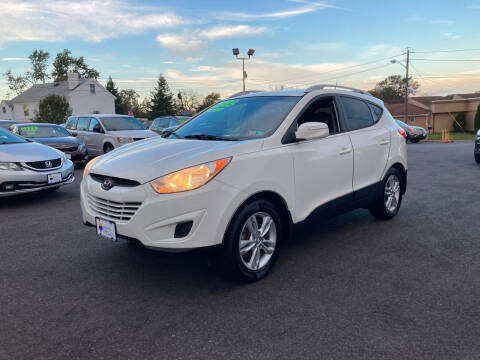 2012 Hyundai Tucson for sale at Majestic Automotive Group in Cinnaminson NJ