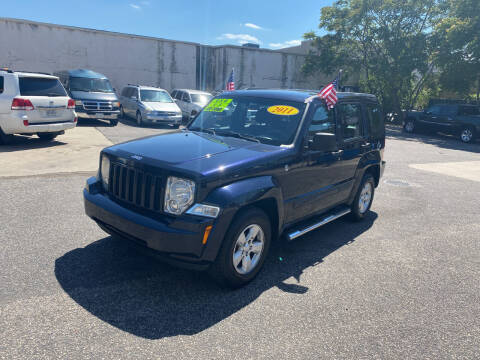 2011 Jeep Liberty for sale at 1020 Route 109 Auto Sales in Lindenhurst NY