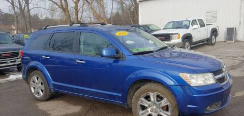 2009 Dodge Journey for sale at Superior Motors in Mount Morris MI