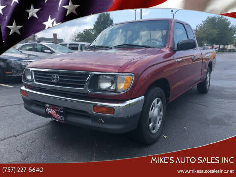 1995 Toyota Tacoma for sale at Mike's Auto Sales INC in Chesapeake VA