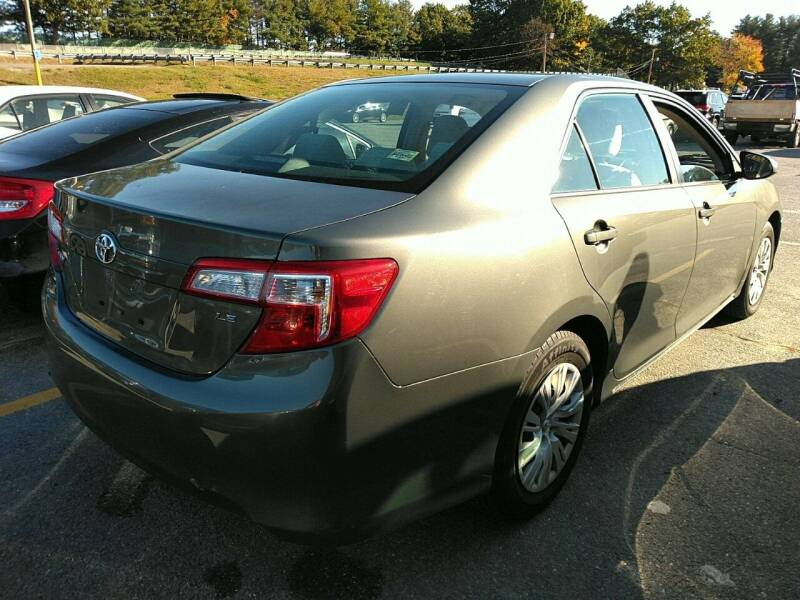 2014 Toyota Camry for sale at iCar Auto Sales in Howell NJ