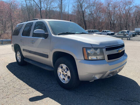 2009 Chevrolet Tahoe for sale at George Strus Motors Inc. in Newfoundland NJ