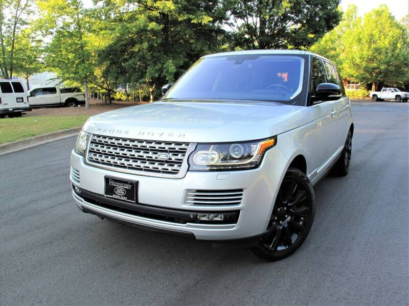 2014 Land Rover Range Rover for sale at Top Rider Motorsports in Marietta GA