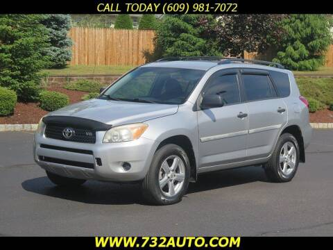 2006 Toyota RAV4 for sale at Absolute Auto Solutions in Hamilton NJ