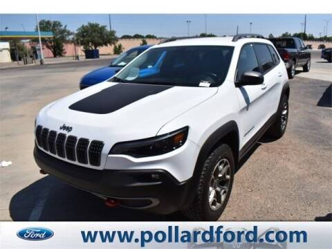 2020 Jeep Cherokee for sale at South Plains Autoplex by RANDY BUCHANAN in Lubbock TX