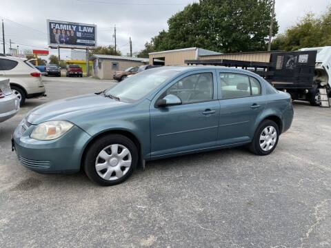 2010 Chevrolet Cobalt for sale at C&R  MOTORS in San Antonio TX