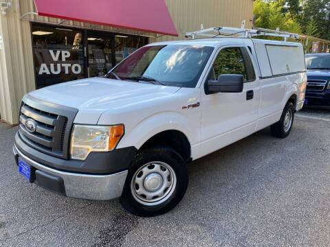 2012 Ford F-150 for sale at VP Auto in Greenville SC