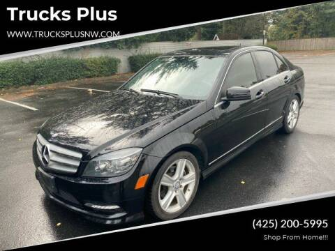 2011 Mercedes-Benz C-Class for sale at Trucks Plus in Seattle WA