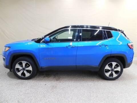 2018 Jeep Compass for sale at Dells Auto in Dell Rapids SD