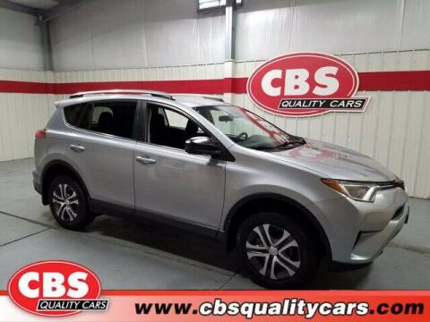 2018 Toyota RAV4 for sale at CBS Quality Cars in Durham NC