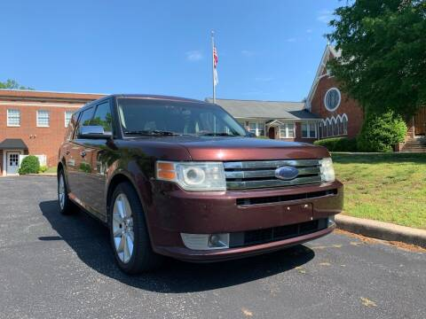 2010 Ford Flex for sale at Automax of Eden in Eden NC
