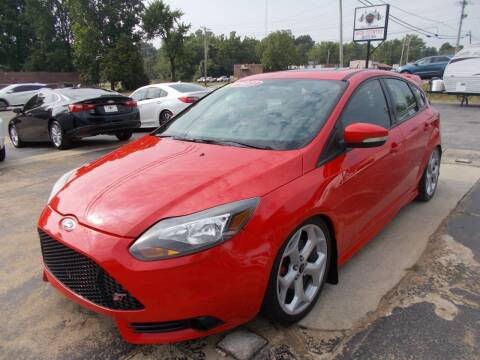 2013 Ford Focus for sale at High Country Motors in Mountain Home AR