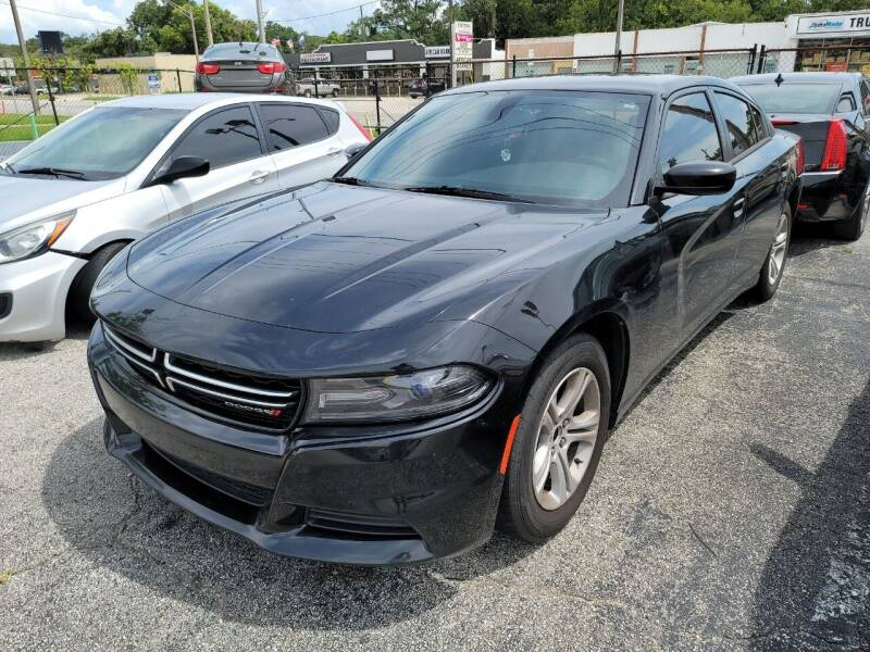 2015 Dodge Charger for sale at Castle Used Cars in Jacksonville FL