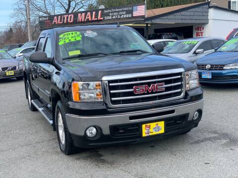 2013 GMC Sierra 1500 for sale at Milford Auto Mall in Milford MA