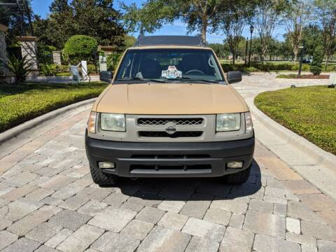 2001 Nissan Xterra for sale at M&M and Sons Auto Sales in Lutz FL