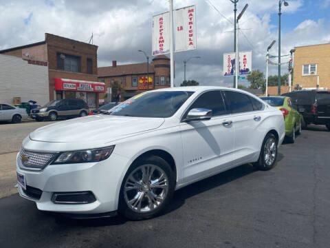 2014 Chevrolet Impala for sale at Latino Motors in Aurora IL