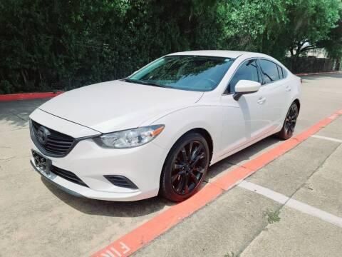 2015 Mazda MAZDA6 for sale at DFW Autohaus in Dallas TX