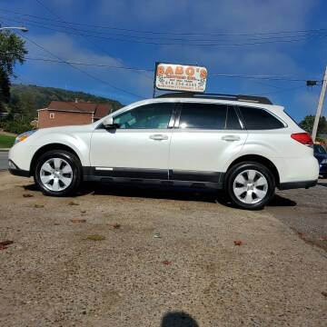 2011 Subaru Outback for sale at BABO'S MOTORS INC in Johnstown PA