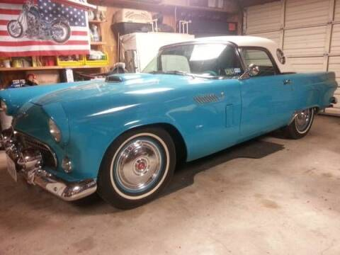 1956 Ford Thunderbird for sale at Haggle Me Classics in Hobart IN