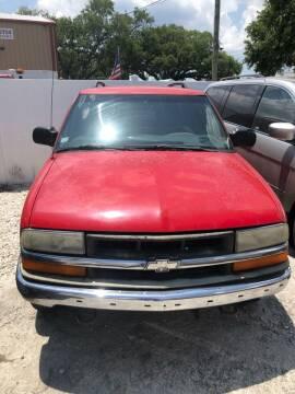 2000 Chevrolet Blazer for sale at Mego Motors in Orlando FL