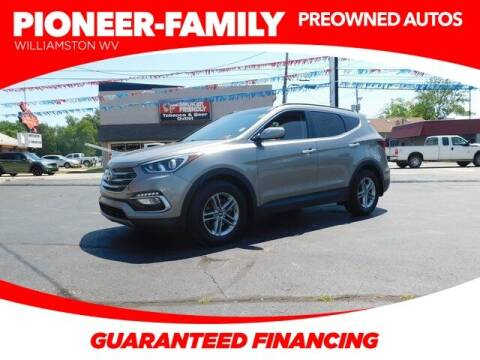 2017 Hyundai Santa Fe Sport for sale at Pioneer Family preowned autos in Williamstown WV