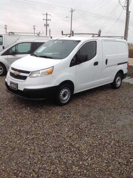 2015 Chevrolet City Express Cargo for sale at Drive in Leachville AR