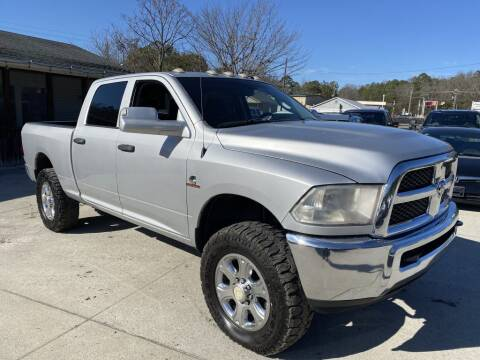 2015 RAM Ram Pickup 2500 for sale at Auto Class in Alabaster AL