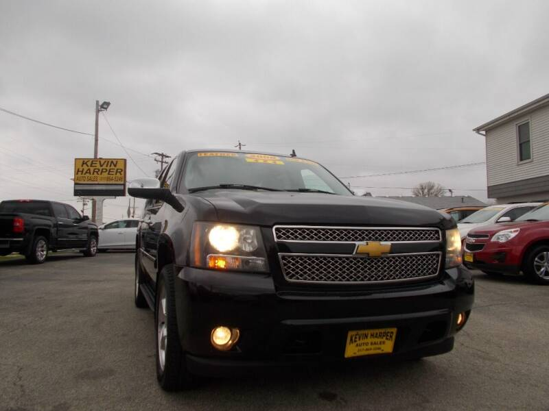2008 Chevrolet Tahoe for sale at Kevin Harper Auto Sales in Mount Zion IL