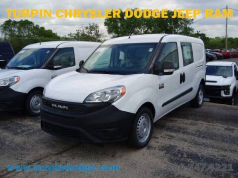 2021 RAM ProMaster City Cargo for sale at Turpin Dodge Chrysler Jeep Ram in Dubuque IA