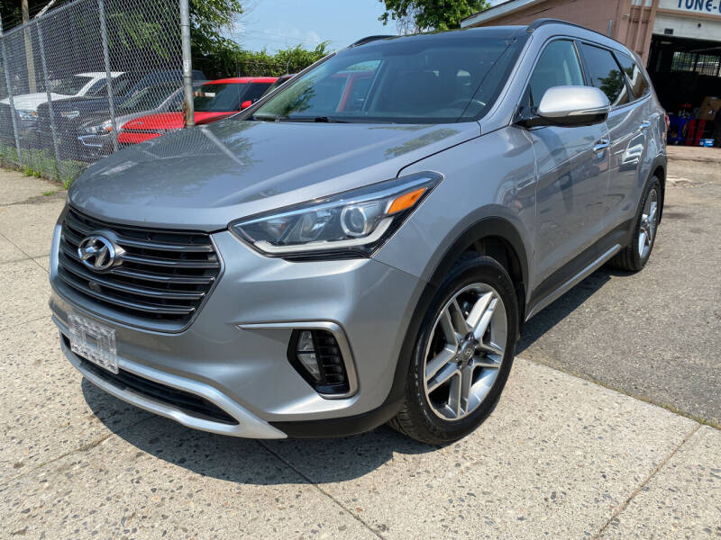 2018 Hyundai Santa Fe for sale at Seaview Motors and Repair LLC in Bridgeport CT