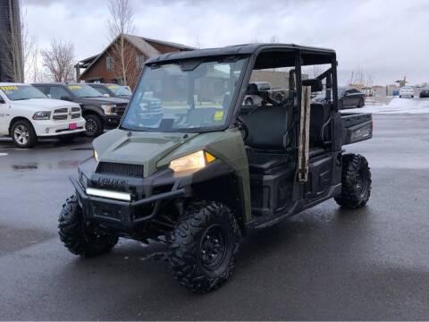 2015 Polaris Ranger Crew 900 for sale at Snyder Motors Inc in Bozeman MT