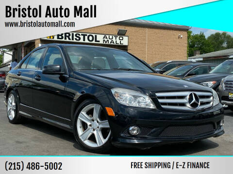 2010 Mercedes-Benz C-Class for sale at Bristol Auto Mall in Levittown PA