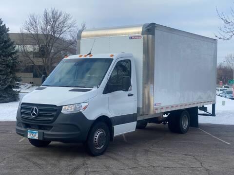 2019 Mercedes-Benz Sprinter for sale at North Imports LLC in Burnsville MN