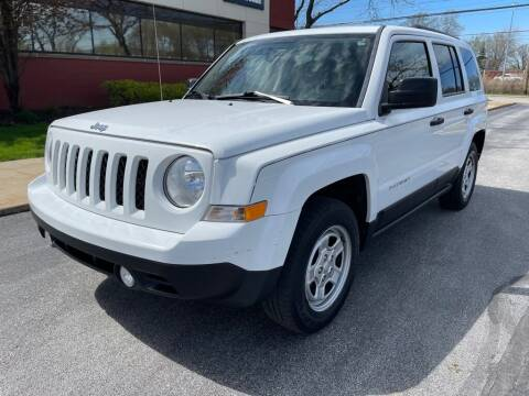 2016 Jeep Patriot for sale at Northeast Auto Sale in Wickliffe OH